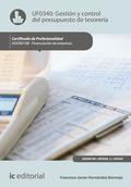 Gestión y control del presupuesto de tesorería