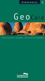 GEOCARD : TODOS LOS GRÁFICOS, ESQUEMAS Y ESTRUCTURAS DE LA GEOLOGÍA