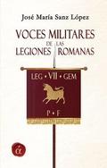 VOCES MILITARES DE LAS LEGIONES ROMANAS