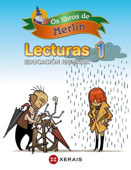 OS LIBROS DE MERLÍN, LECTURAS, 1 EDUCACIÓN PRIMARIA