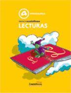 LECTURAS, 4 EDUCACIÓN PRIMARIA, 2 CICLO