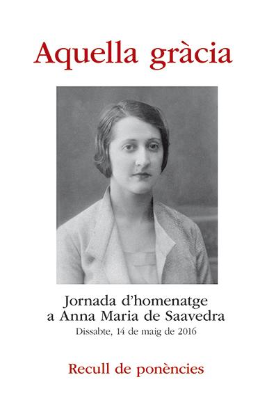 AQUELLA GRÀCIA                                                                  JORNADA D´HOMEN