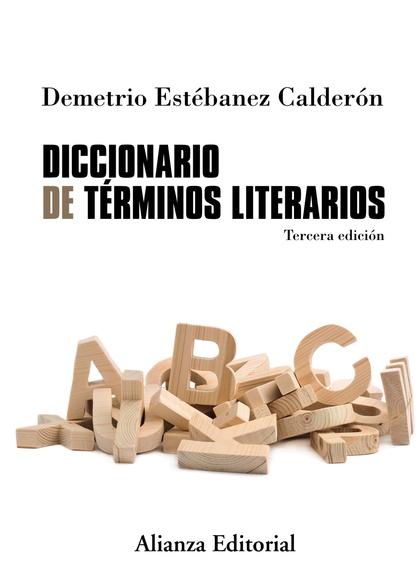 DICCIONARIO DE TÉRMINOS LITERARIOS.