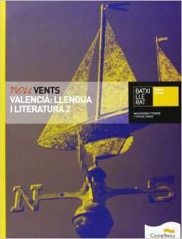 NOU VENTS. VALENCIÀ: LLENGUA I LITERATURA 2.