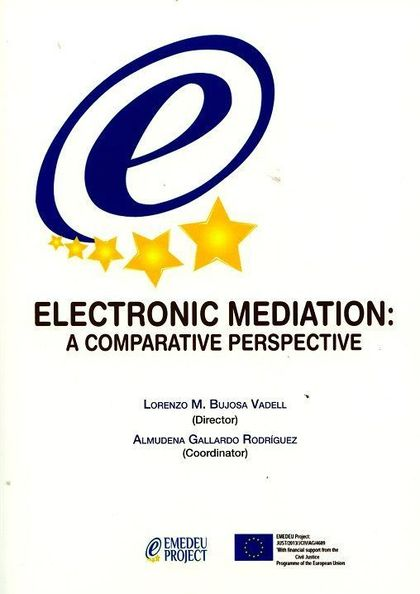 ELECTRONIC MEDIATION A COMPARATIVE PERSPECTIVE