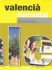 VALENCIA ELEMENTAL B1.