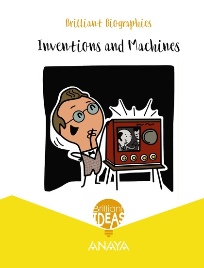 INVENTIONS AND MACHINES EP 18.