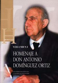 HOMENAJE A DON ANTONIO DOMÍNGUEZ ORTIZ.