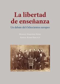 LIBERTAD DE ENSEÑANZA.