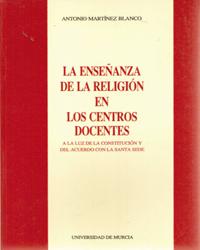 ENSEÑANZA RELIGIÓN CENTROS DOCENTES A LA LUZ DE LA CONSTITUCIÓN...