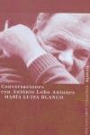 CONVERSACIONES CON ANTONIO LOBO ANTUNES