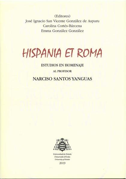 HISPANIA ET ROMA                                                                ESTUDIOS EN HOM