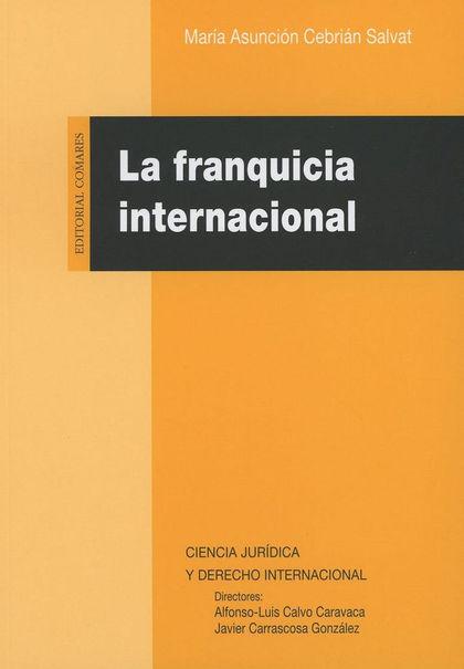 FRANQUICIA INTERNACIONAL.
