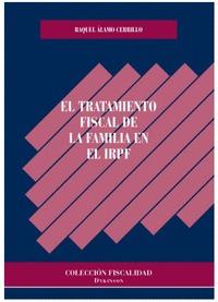TRATAMIENTO FISCAL DE LA FAMILIA EN EL IRPF, EL