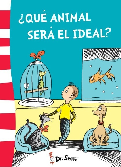 ¿QUÉ ANIMAL SERÁ EL IDEAL?