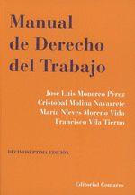 MANUAL DE DERECHO DEL TRABAJO 17ª ED