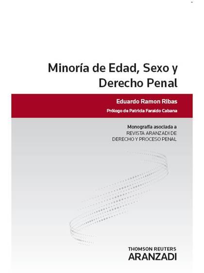 MINORÍA DE EDAD, SEXO Y DERECHO PENAL
