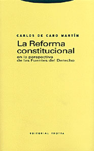 REFORMA CONSTITUCIONAL,LA EPD