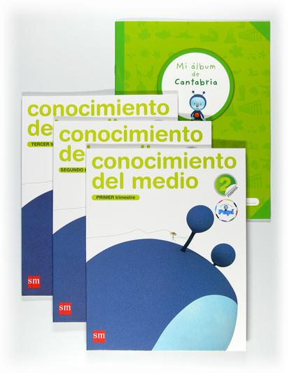 CONECTA CON PUPI, CONOCIMIENTO DEL MEDIO, 2 EDUCACIÓN PRIMARIA (CANTABRIA)
