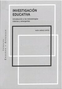 INVESTIGACION EDUCATIVA INTRODUCCION A LAS METODOLOGIAS CL
