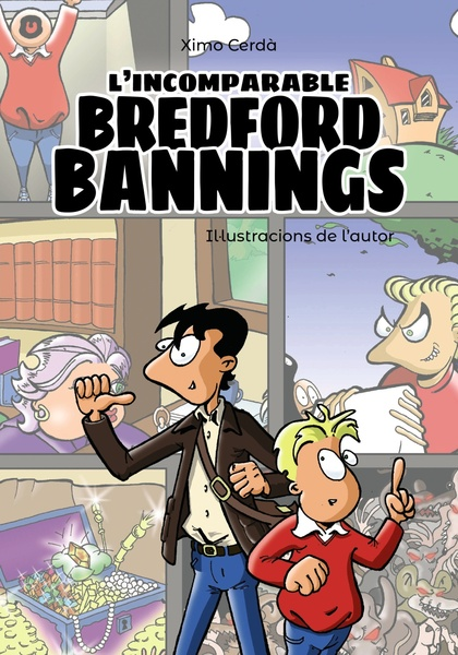 L´INCOMPARABLE BREDFORD BANNINGS.