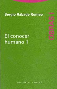 EL CONOCER HUMANO I