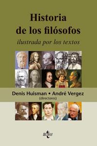 Historia de los filósofos ilustrada por los textos