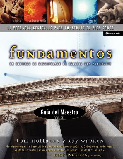 FUNDAMENTOS - GU A DEL MAESTRO VOL. 2