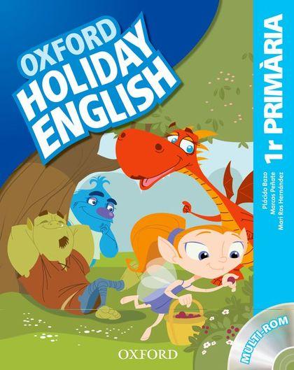 HOLIDAY ENGLISH 1º PRIM PACK CAT 3ED