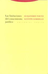 LIMITACIONES DEL CONOCIMIENTO JURIDICO