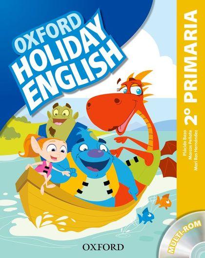 HOLIDAY ENGLISH 2º PRIM PACK ESP 3RD ED