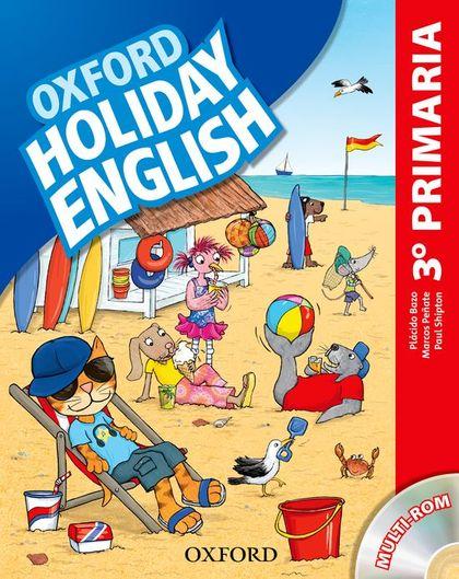 HOLIDAY ENGLISH 3º PRIM PACKÁ ESP 3ED