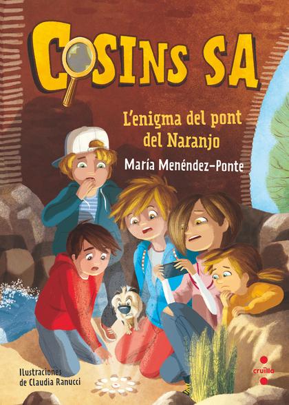 C-COSINS, SA 2 EL SECRET DEL PONT DEL.