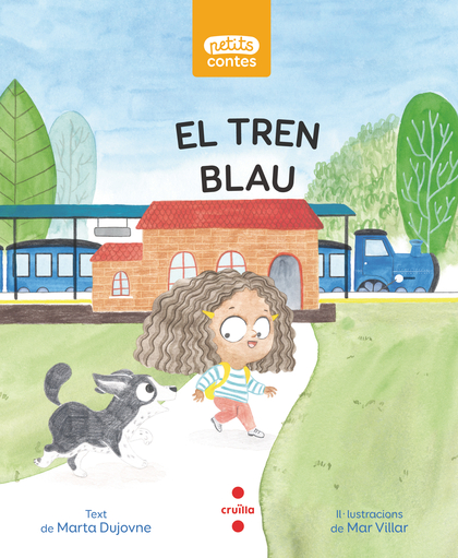 EL TREN BLAU.