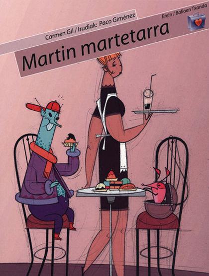 MARTIN MARTETARRA