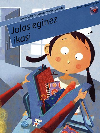 JOLAS EGINEZ IKASI