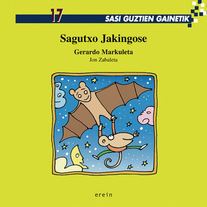 SAGUTXO JAKINGOSE