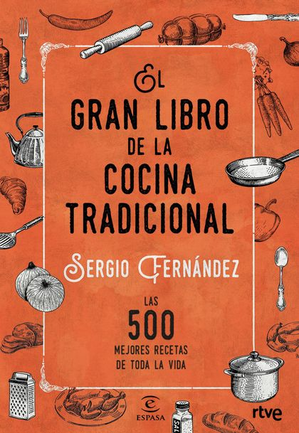 EL GRAN LIBRO DE LA COCINA TRADICIONAL.