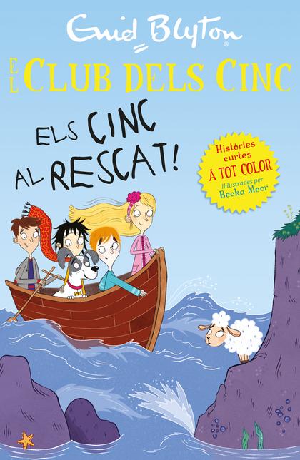 ELS CINC AL RESCAT!.