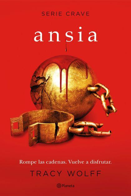 ANSIA (SERIE CRAVE 3).