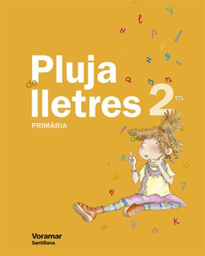 PLUJA DE LLESTRES, 2 EDUCACIÓ PRIMÀRIA. LECTURES