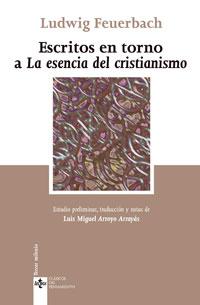 Escritos en torno a «La esencia del cristianismo»