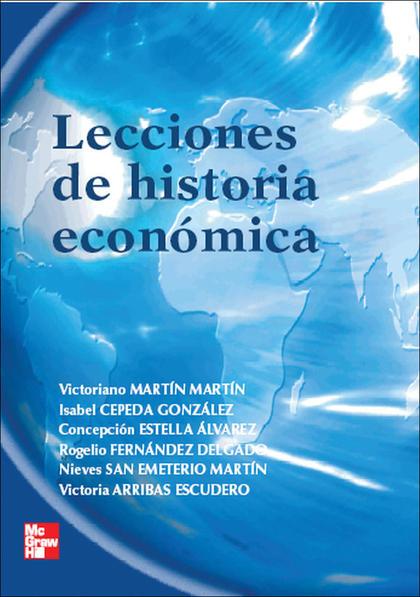 LECCIONES DE HISTORIA ECONÓMICA