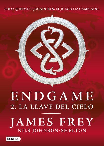 ENDGAME 2. LA LLAVE DEL CIELO. ENDGAME 2