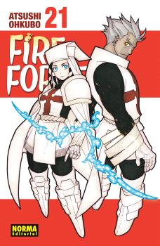FIRE FORCE 21.