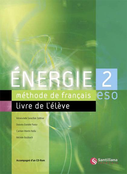 ENERGIE 2, MÉTHODE DE FRANÇAIS, ESO