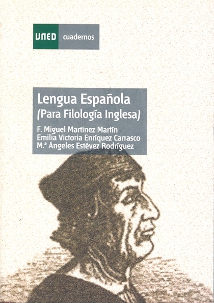 LENGUA ESPAÑOLA PARA FILOLOGÍA INGLESA 35217CU01A02