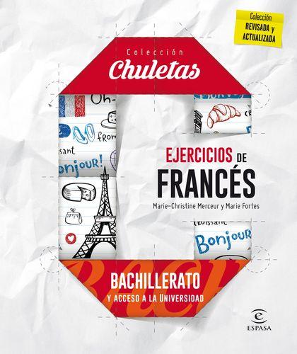EJERCICOS DE FRANCÉS PARA BACHILLERATO.