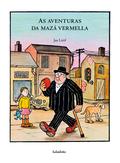 AS AVENTURAS DA MAZÁ VERMELLA