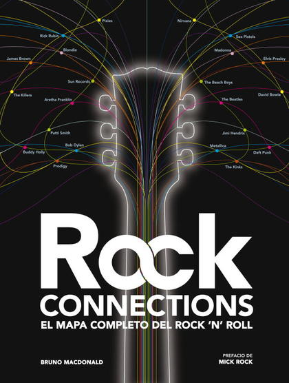 ROCK CONNECTIONS. EL MAPA COMPLETO DEL ROCK N´ROLL